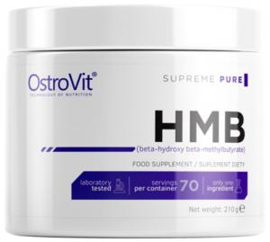 OstroVit HMB Aminoskābes