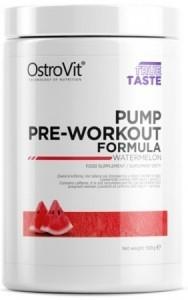 OstroVit Pump Pre-Workout Slāpekļa Oksīda Pastiprinātāji Pirms Treniņa Un Еnerģētiķi