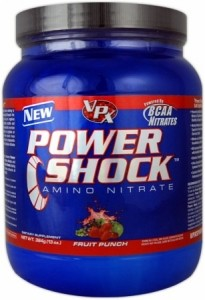 Vpx Power Shock Nitric Oxide Boosters Intra Workout Amino Acids