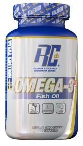 Ronnie Coleman Omega-3 XS Vitamīni Un Minerālvielas