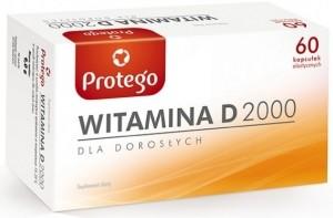 Salvum Lab Vitamin D 2000 Vitamīni Un Minerālvielas