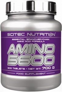 Scitec Nutrition Amino 5600 Aminoskābes