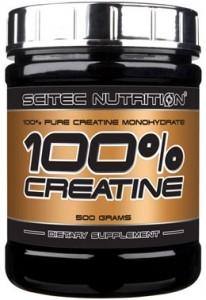 Scitec Nutrition Creatine Monohydrate Kreatīns