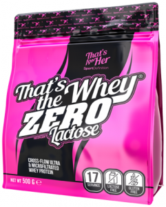 Sport Definition That's The Whey Zero Proteīni