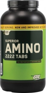 Optimum Nutrition Superior Amino Аминокислоты