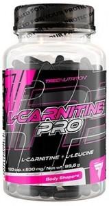 Trec Nutrition L-Carnitine Pro L-Karnitīns Aminoskābes