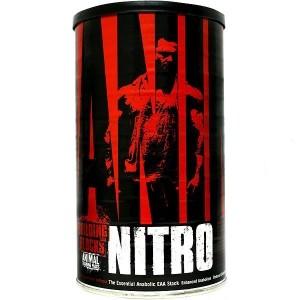 Universal Nutrition Animal Nitro Pēc Slodzes Un Reģenerācija