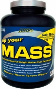 MHP Up Your Mass Weight Gainers