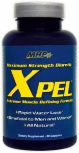 Mhp XPEL Травы Жиросжигатели Витамины И Минералы