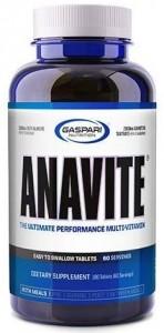 Gaspari Nutrition Anavite Sporta Multivitamīni
