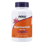 Now Foods Niacinamide B-3 500 mg