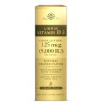 Solgar Liquid Vitamin D3 125mcg (5000 iu)