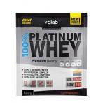 VPLab 100% Platinum Whey Изолят Сывороточного Белка, WPI Протеиновый Kомплекс