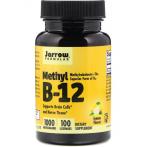 Jarrow Formulas Methyl B-12 1000 mcg