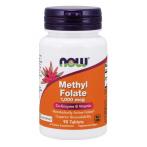 Now Foods Methyl Folate 1000 mcg