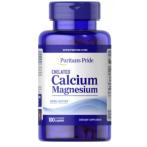 Puritan's Pride Calcium Magnesium chelated