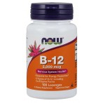 Now Foods Vitamin B-12 2000 mcg