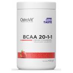 OstroVit BCAA 20-1-1 Aminoskābes Pēc Slodzes Un Reģenerācija
