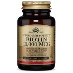 Solgar Biotin 10000 mcg