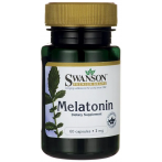 Swanson Melatonin 1 mg