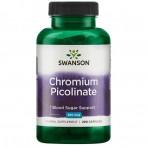 Swanson Chromium Picolinate 200 mcg Контроль Веса