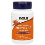 Now Foods Methyl B-12 10000 mcg