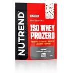 Nutrend ISO Whey PROZERO Proteins
