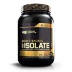 Optimum Nutrition Gold Standard 100% Isolate Sūkalu Olbaltumvielu Izolāts, WPI Proteīni