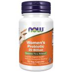 Now Foods Women's Probiotic 20 Billion
