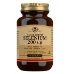 Solgar Selenium 200 mcg Yeast Bound