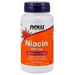 Now Foods Niacin 500 mg