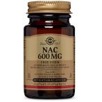 Solgar NAC 600 mg