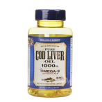 Holland & Barrett Cod Liver Oil  1000 mg