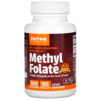 Jarrow Formulas Methyl Folate  1000 mcg
