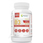 WISH Pharmaceutical Vitamin D3 forte 4000 iu 100 mcg + prebiotic