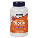 Now Foods Biotin 10 mg