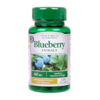Holland & Barrett Blueberry Extract 60 mg