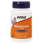 Now Foods Melatonin 5 mg