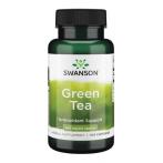 Swanson Green Tea 500 mg Зеленый Чай Контроль Веса