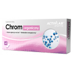 Activlab Chromium Organic Appetite Control Weight Management