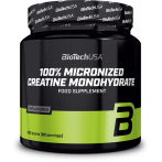 Biotech Usa 100% Creatine Monohydrate Kreatīns