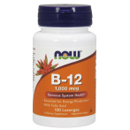 Now Foods Vitamin B-12 1000 mcg