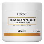 OstroVit Beta-Alanine 800 Aminoskābes Pirms Treniņa Un Еnerģētiķi
