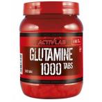 Activlab Glutamine 1000 L-Glutamīns Aminoskābes Pēc Slodzes Un Reģenerācija