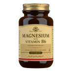 Solgar Magnesium with Vitamin B 6