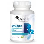 Aliness Vitamin B12 Methylcobalamin 900 µg