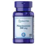 Puritan's Pride Niacinamide 500 mg