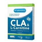 VP laboratory CLA & L-Carnitine L-Karnitīns Svara Kontrole