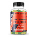 Immortal Nutrition Tryptophan 500 mg