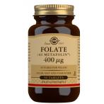 Solgar Folate As Metafolin 400 mcg